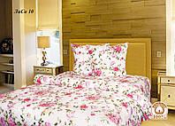 Двуспальное постельное белье Лиса 10