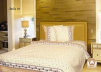 Двуспальное постельное белье Лиса 16