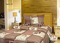 Двуспальное постельное белье Лиса 19