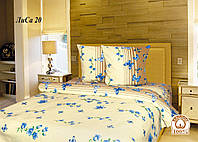 Двуспальное постельное белье Лиса 20