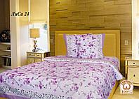 Двуспальное постельное белье Лиса 24