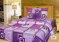 Двуспальное постельное белье Лиса 25