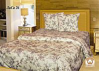 Двуспальное постельное белье Лиса 26