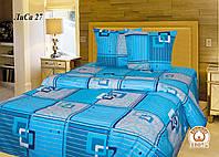 Двуспальное постельное белье Лиса 27
