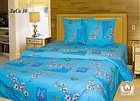 Двуспальное постельное белье Лиса 30