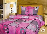 Двуспальное постельное белье Лиса 31