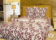 Двуспальное постельное белье Лиса 34