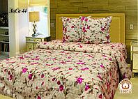 Двуспальное постельное белье Лиса 44
