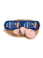 Brit Premium Sausage Chicken 800 г - влажный корм для собак (курица)