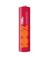 Батарейка солевая GP Peak Power 24PP-S2 Heavy Duty R3 AAA минипальчиковая (трей)