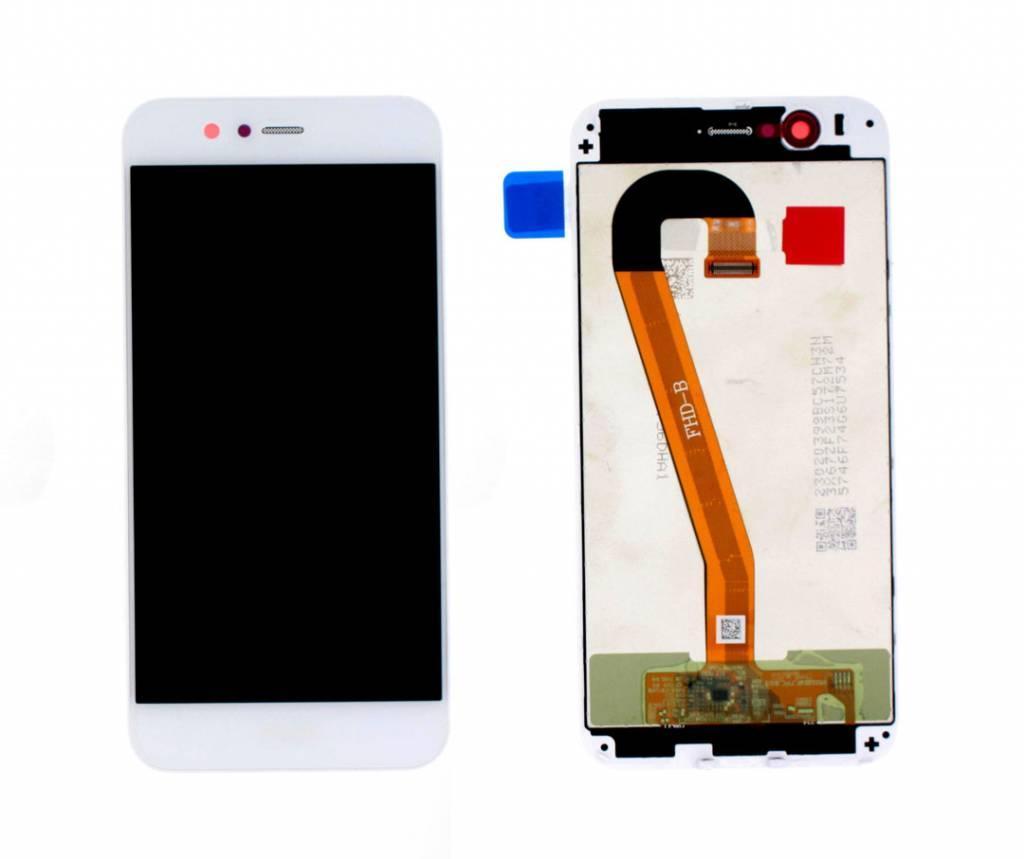 Дисплей для Huawei Nova 2 (PIC-L29) (2017) с тачскрином белый Оригинал