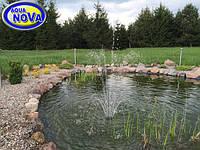 Декоративный пруд - украшение любого сада