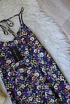 Новое легкое платье в цветочный принт расширенного силуэта New Look, фото 3