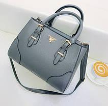 Відмінна жіноча сумка міського типу, фото 2