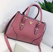 Відмінна жіноча сумка міського типу, фото 3