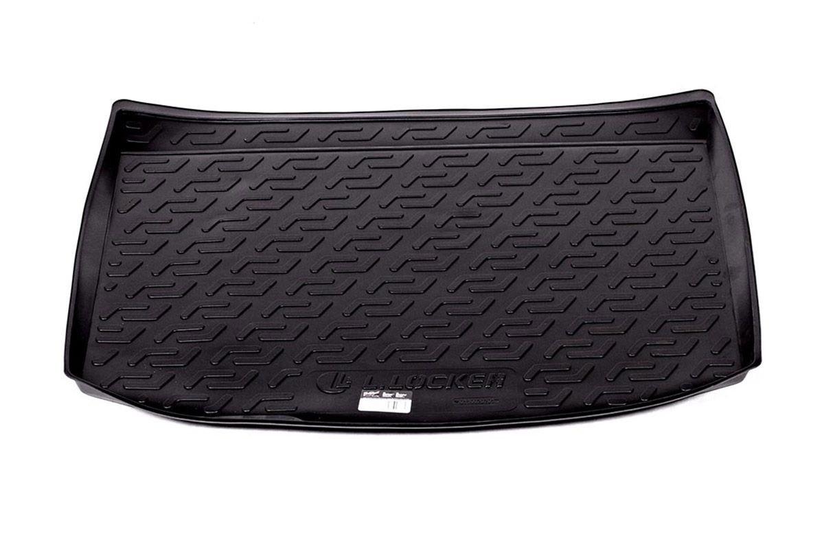 Коврик в багажник для Mazda 3 HB (03-09) полиуретановый 110020201