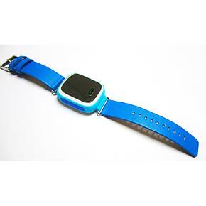 Детские Умные  Часы Smart Baby Watch Q60 синие, фото 2