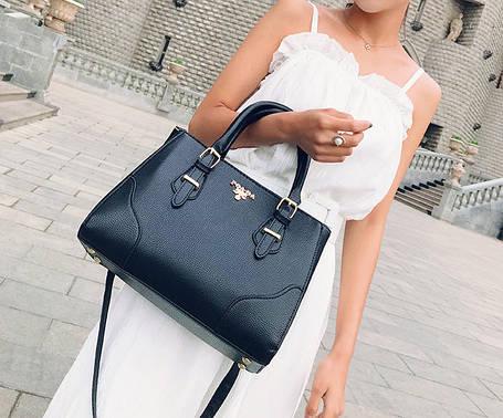 Отличная женская сумка городского типа , фото 2