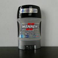Гелевый мужской дезодорант антиперспирант Мennen Ice fresh 75 мл. (Менен стик)