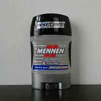 Гелевый мужской дезодорант антиперспирант Мennen Pacific blue 75 мл. (Менен стик)