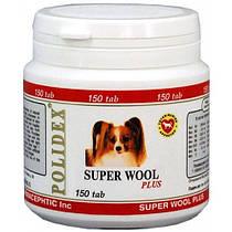 Влияние препарата POLIDEX Super wool plus на состояние кожи и шерсти собак