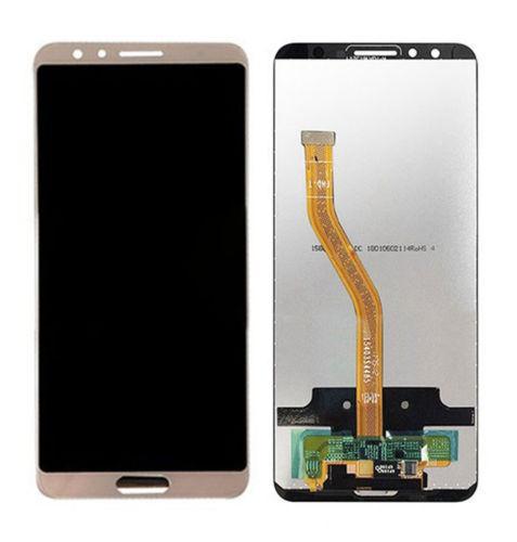 Дисплей (экран) для Huawei Nova 2s з сенсором (тачскріном) золотистый