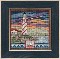 Набор для вышивки Mill Hill Lighthouse (2017)
