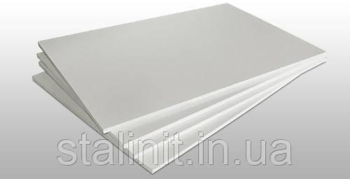 Белый ПВХ-пластик 4 мм