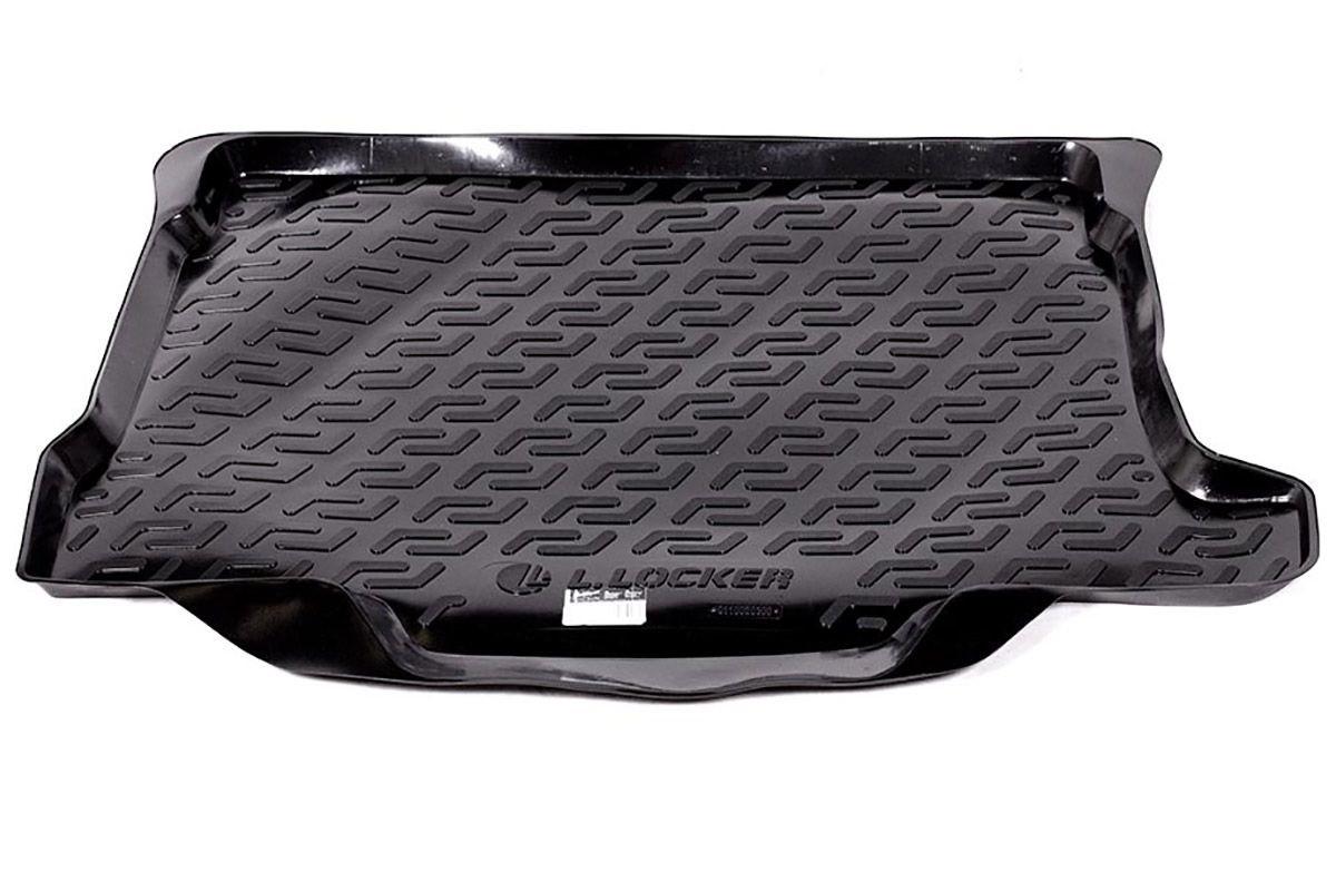 Коврик в багажник для Mazda 3 SD (09-13) полиуретановый 110020301