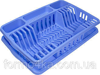 "Сушилка для посуды ""Фланто"" 508х338х104мм С488"