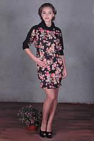 Платье Лигия черное