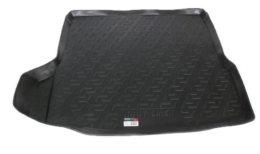 Коврик в багажник для Mazda 3 SD (13-) полиуретановый 110020501
