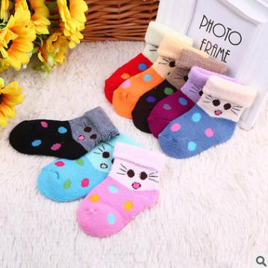 Теплые детские носки от производителя купить в Одессе
