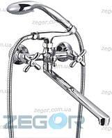 Смеситель на ванну Zegor DFU A725