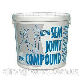 SEM JOINT Compound шпаклевка SEMIN (Семин) 25кг.