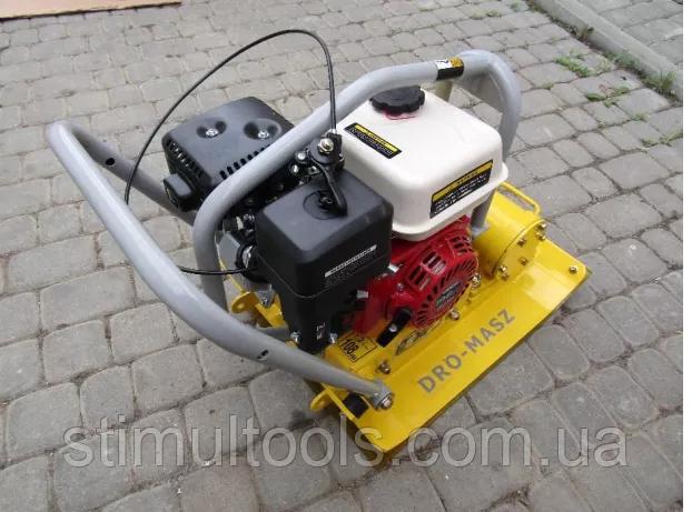 Виброплита трамбовка Dro-Masz DRB 80-90, 90 кг
