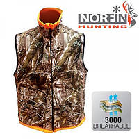 Жилет двусторонний Norfin Huntinh Reversable Vest Passion/Orange XXL