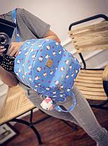 Милый городской рюкзак Hello Katy, фото 2