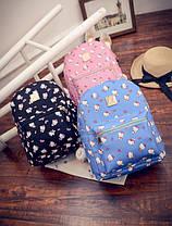 Милый городской рюкзак Hello Katy, фото 3