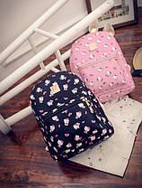 Милий міський рюкзак Hello Katy, фото 2