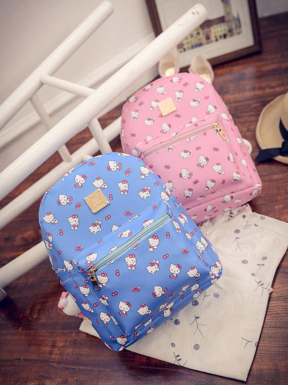 Милий міський рюкзак Hello Katy