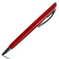 Ручка шариковая пластиковая SIDA, фото 1