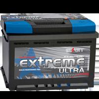 Аккумулятор автомобильный Extreme Ultra 62AH R+ 620А