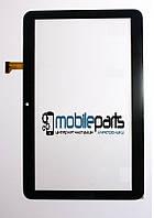 """Оригинальный Сенсор (Тачскрин) для планшета 10"""" Digma Optima 1200T 3G TT1043PG 30pin (247x155mm)(Черный)"""
