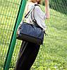 Женская сумка бочонок городского типа, фото 4