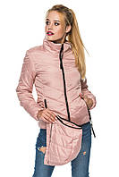 Женская демисезонная стеганная куртка, фото 1