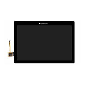 Дисплей для Lenovo A10-70F Tab 2 10.1/A10-70L с тачскрином черный Оригинал