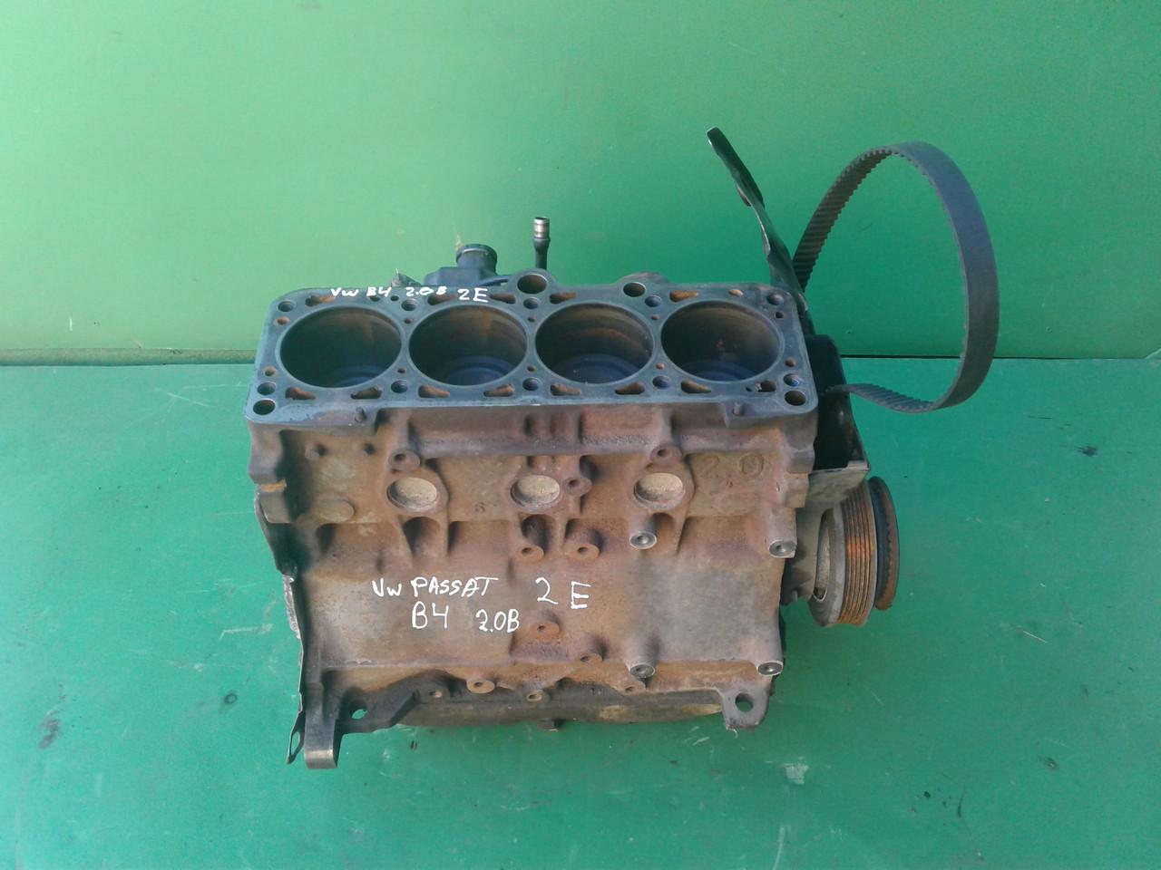 Блок двигателя для Volkswagen Passat B4 2.0E