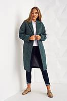 Длиное пальто женское casual демисезонн класичиское размер 42 44 46 48 5de6ee876629c