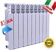Алюминиевые радиаторы Alltermo 350/85 (Украина)